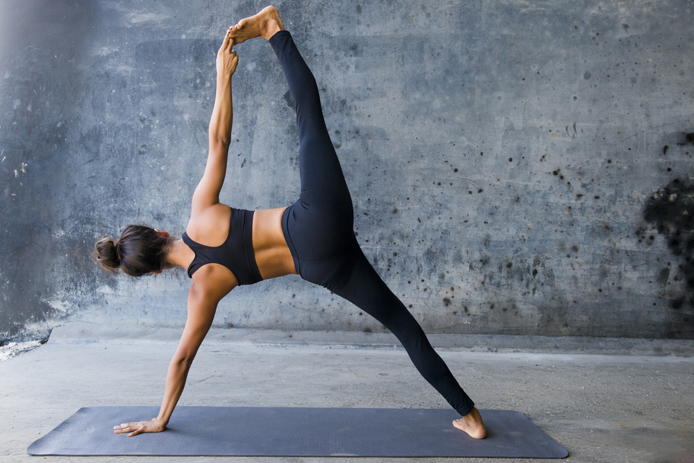 Power Yoga To Reduce Belly Fat