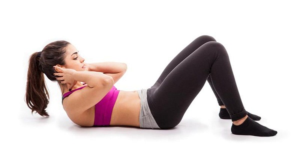 partial crunches - Healthifying World
